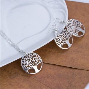 Jewelry - Tree of Life jewelry set